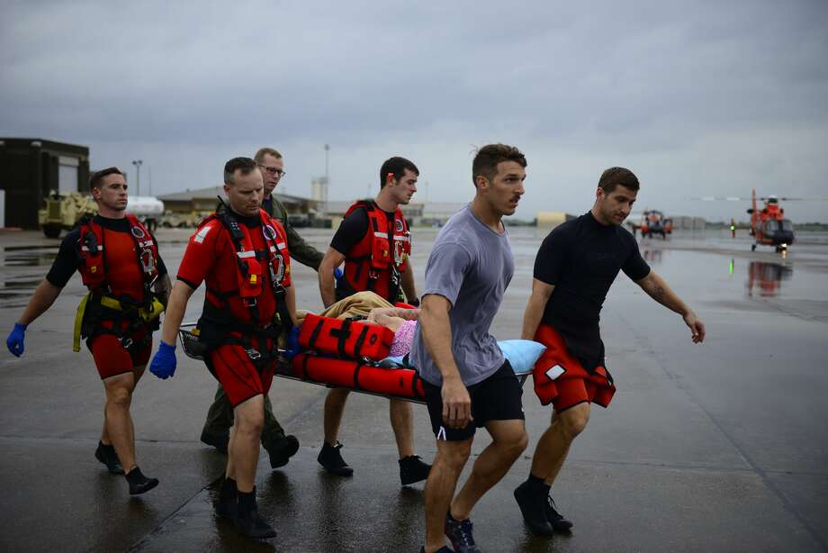 Here's who came to help Houston during and after Hurricane HarveyTexas organizations weren't the only people who came to the Bayou City after Harvey. See just how far Harvey relief traveled to Houston to help rescue and care for Houstonians. Photo: Petty Officer 3rd Class Johanna /U.S. Coast Guard