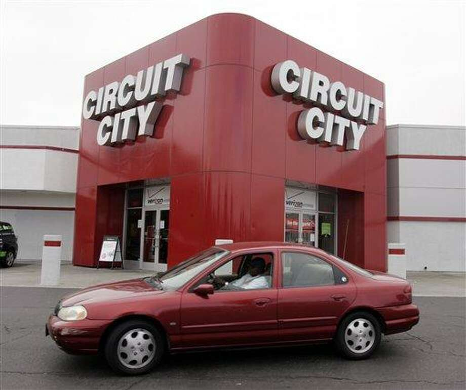 29 2008 File Photo Of The Exterior Circuit City
