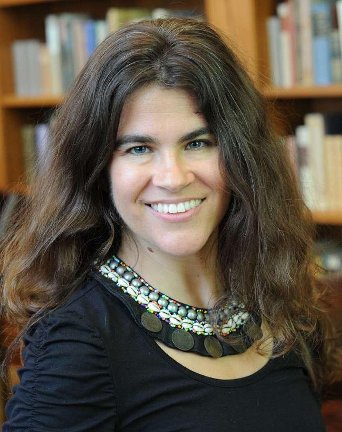Scholar Stephanie Elizondo Griest researches border culture around the world.