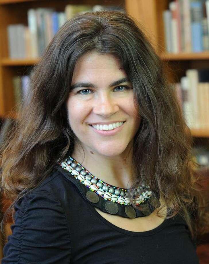 Scholar Stephanie Elizondo Griest researches border culture around the world. Photo: Courtesy Photo
