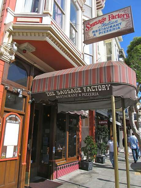 The Sausage Factory at 517 Castro St. in S.F. Photo: Photo Via Tim L./Yelp