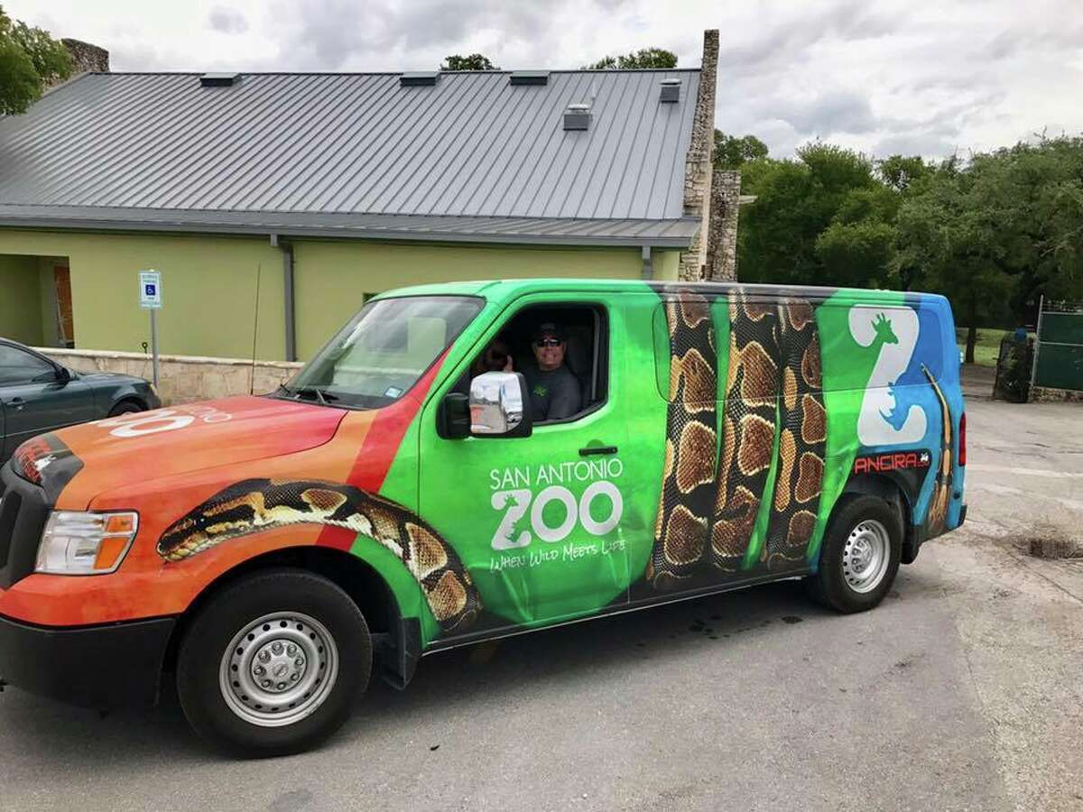 To help Hurricane Harvey relief efforts, the San Antonio Zoo and Sea World San Antonio are delivering equipment and supplies for staff and animals at the Downtown Aquarium. Trucks packed with supplies left San Antonio at 7 a.m. on Tuesday, San Antonio Zoo CEO Tim Morrow said.