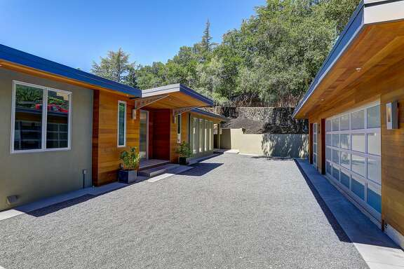 15 Toussin Ave. in Kentfield has more than 5,300 square feet of living space.