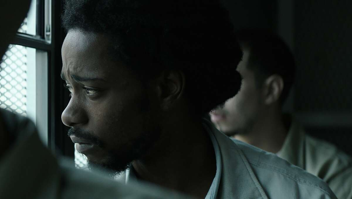 This image released by IFC Films shows Lakeith Stanfield in