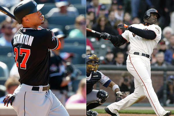 35ddd2d4d 1of8Giancarlo Stanton vs. Barry Bonds vs. history: How do we measure the home  run record?