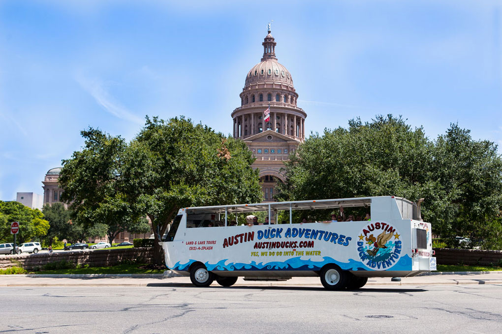 washingtontimes.com Austin touring company bring amphibious vehicles to  flooded Houston to help ab46657a7