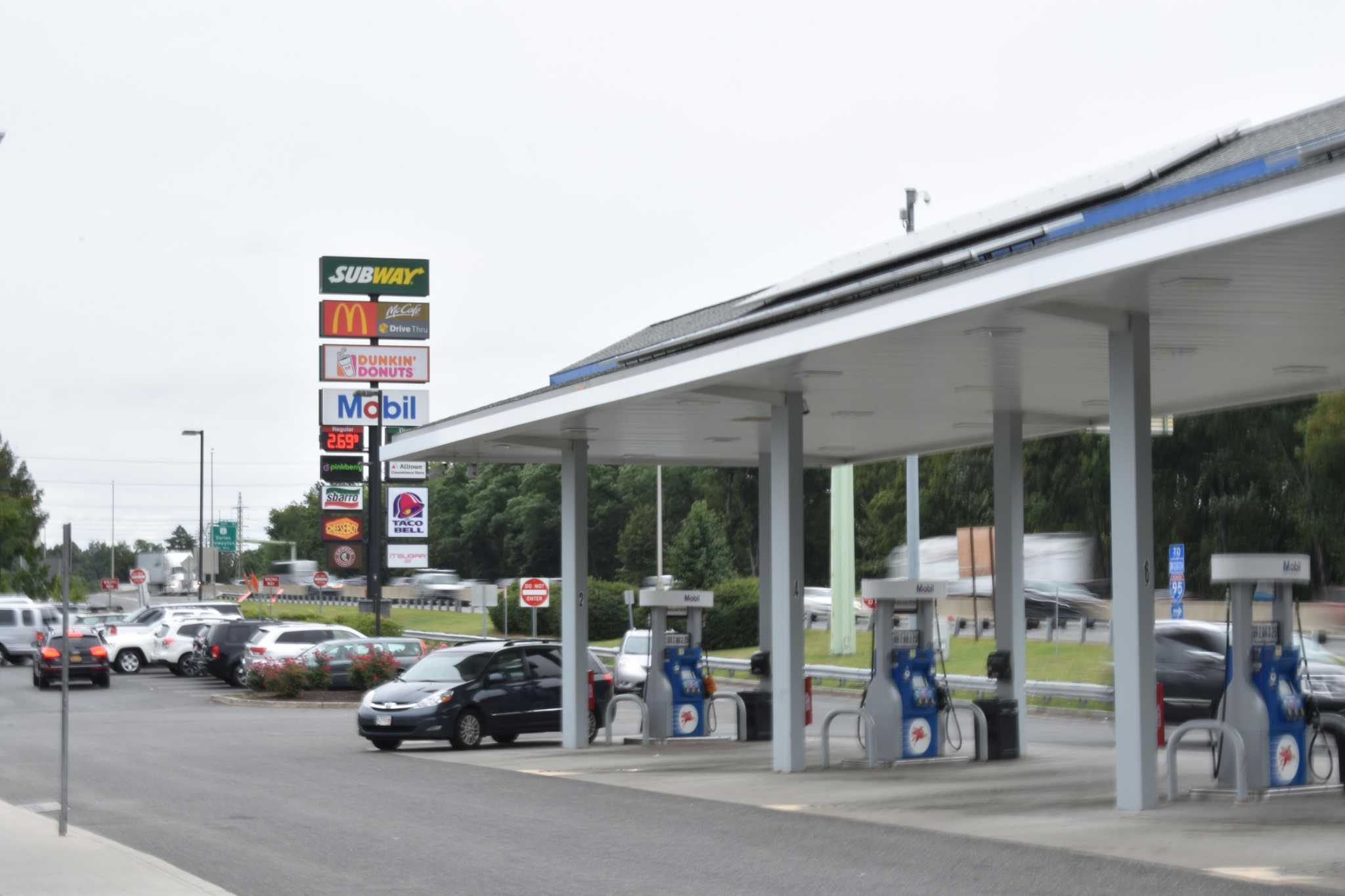 Region so far spared storm related hike in gas prices for Swanson s fish market