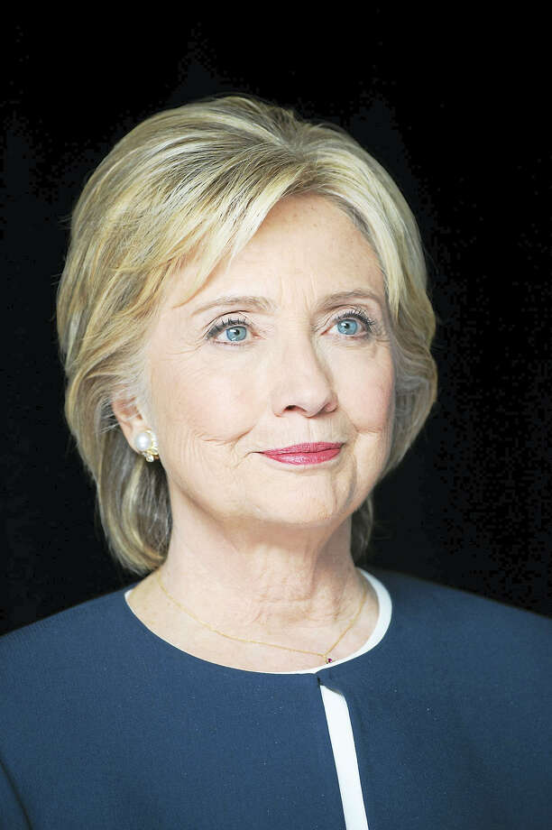 Hillary Clinton will appear at the Wesleyan R.J. Julia Bookstore Oct. 21 to talk about her new book to a sold-out crowd. Photo: Courtesy Simon & Schuster / ©Barbara Kinney/HillaryClinton.com