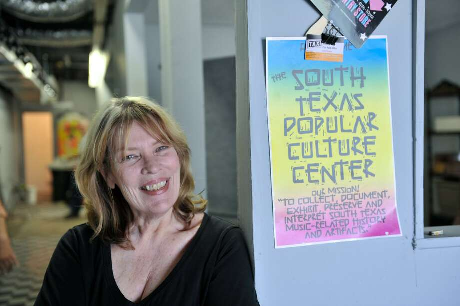 Austin Chronicle music journalist Margaret Moser died on Aug. 25. She was 63. Moser helped found the South Texas Museum of Popular Culture. Photo: Express-News File Photo / SAN ANTONIO EXPRESS-NEWS