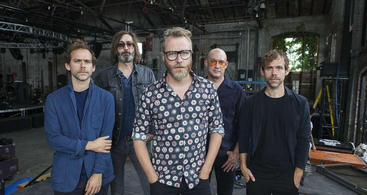The National's latest album is 'Sleep Well Beast'