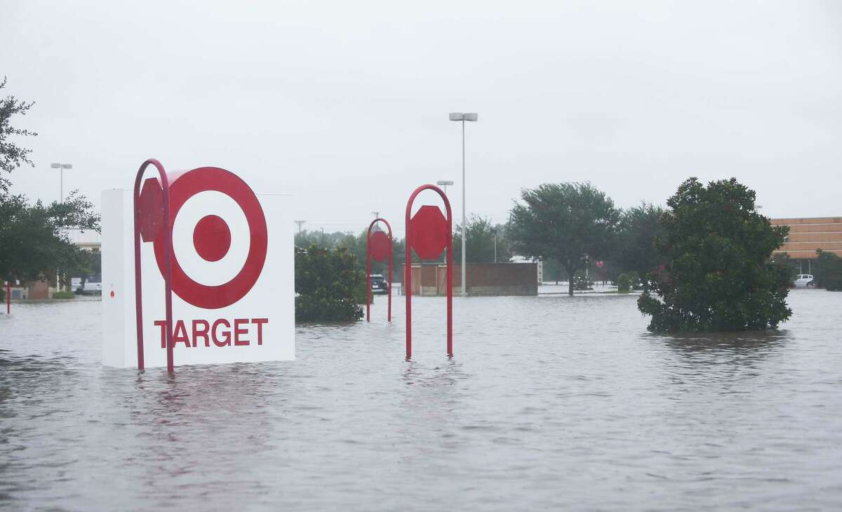 The Target store on the south Sam Houston Tollway, Tuesday, Aug. 29, 2017, in Houston. (Mark Mulligan / Houston Chronicle)