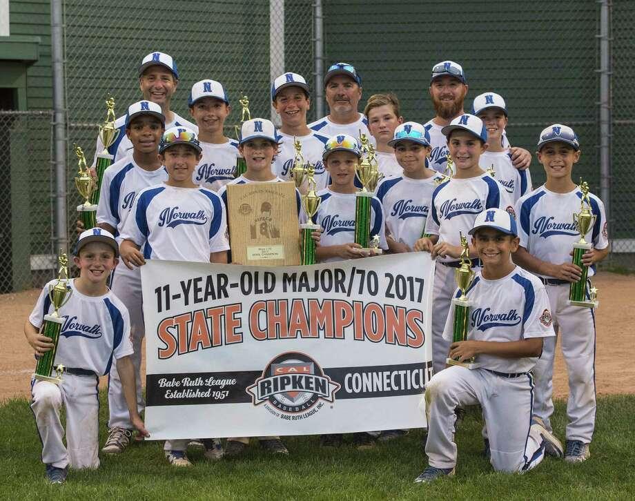State of Norwalk baseball: Future still shining bright - The Hour