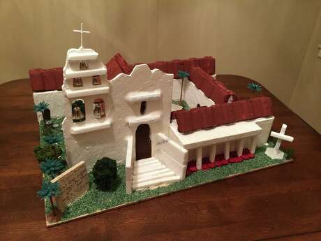 Generations of California public students have built replicas of missions in the fourth grade, and now new framework from the state is recommending that teachers stop the assignment. Photo: Photo Courtesy Of A California Resident