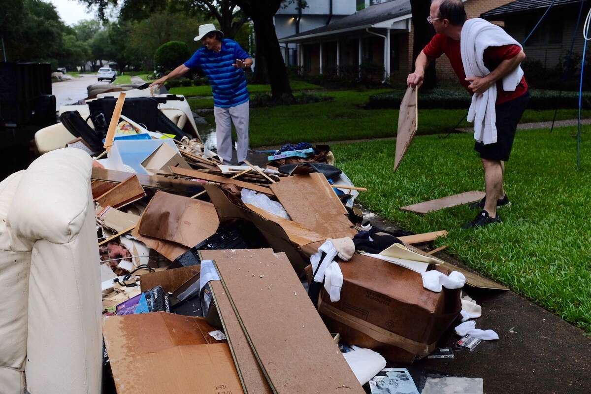 122,009: Homes damaged in Harris County, with another 48,974 have been affected in some way. Statewide, 195,714 homes have been damaged, with another 111,849 affected.