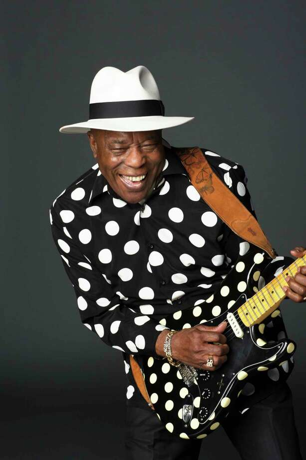 buddy guy keeps the blues alive houston chronicle. Black Bedroom Furniture Sets. Home Design Ideas