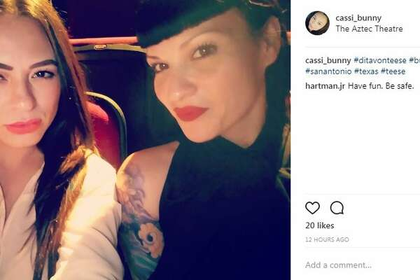 One-hundred percent of proceeds from 100 general admissions tickets sold on the day of Dita Von Teese's show in San Antonio went to a Hurricane Harvey relief fund for victims in Houston.
