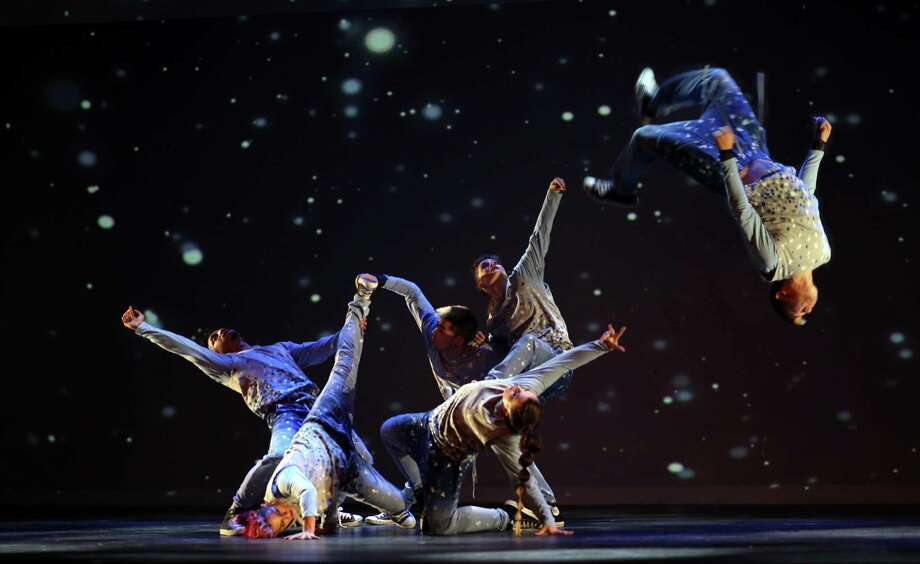 """Hip Hop Nutcracker, Nov. 29, Majestic Theatre. Photo: Courtesy Photo"