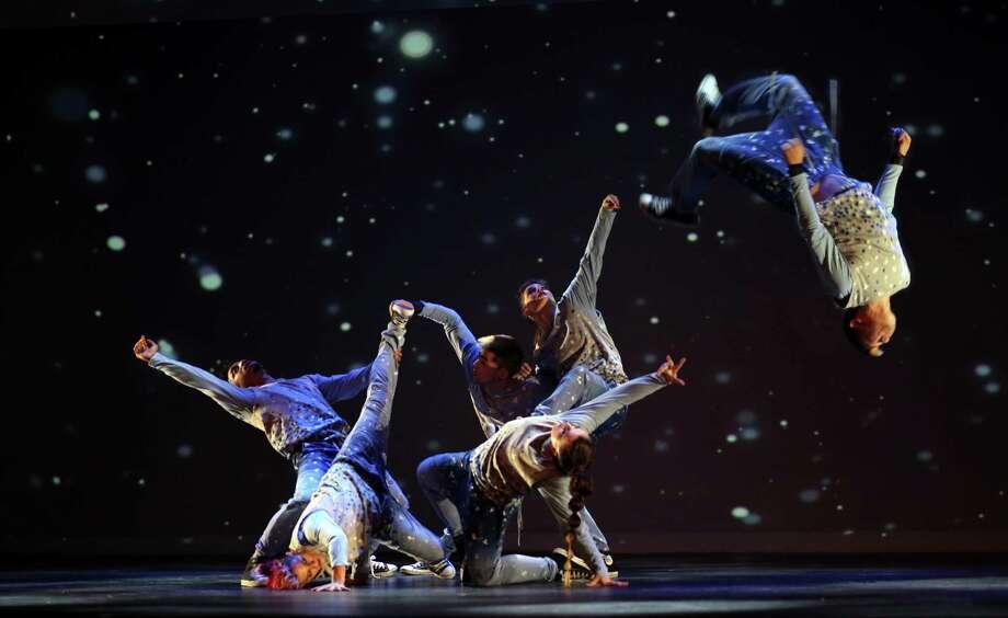 """Hip Hop Nutcracker, Nov. 29, Majestic Theatre. Photo: Courtesy Photo"