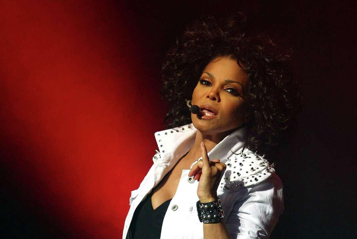 Janet Jackson, Sept. 13, AT&T Center