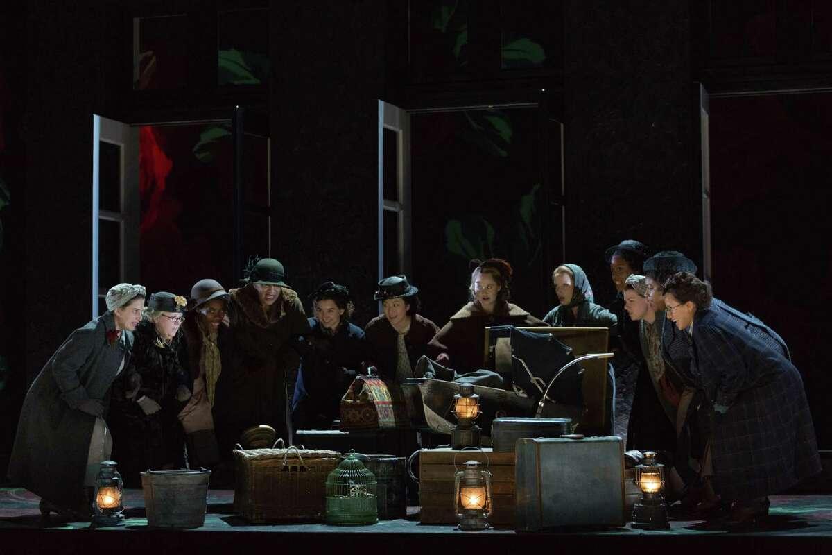 Opera San Antonio launches its season with Verdi's take on Shakespeare's