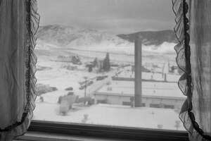 """Alec Soth's """"Frank�s View, 2008,"""" was inspired by a Robert Frank photo from """"the Americans."""""""