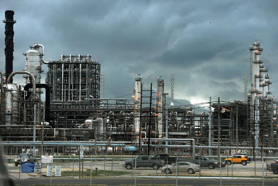 Motive refinery in Port Arthur