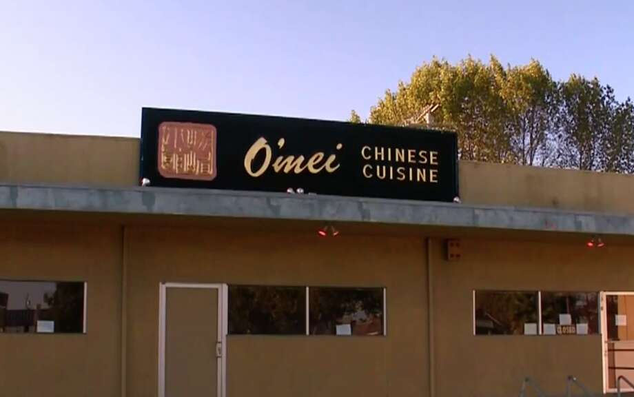 O'mei, a Chinese restaurant in Santa Cruz, closed its doors after a local website surfaced records indicating that the owner contributed to David Duke's Senate bid. Photo: KPIX Screen Grab