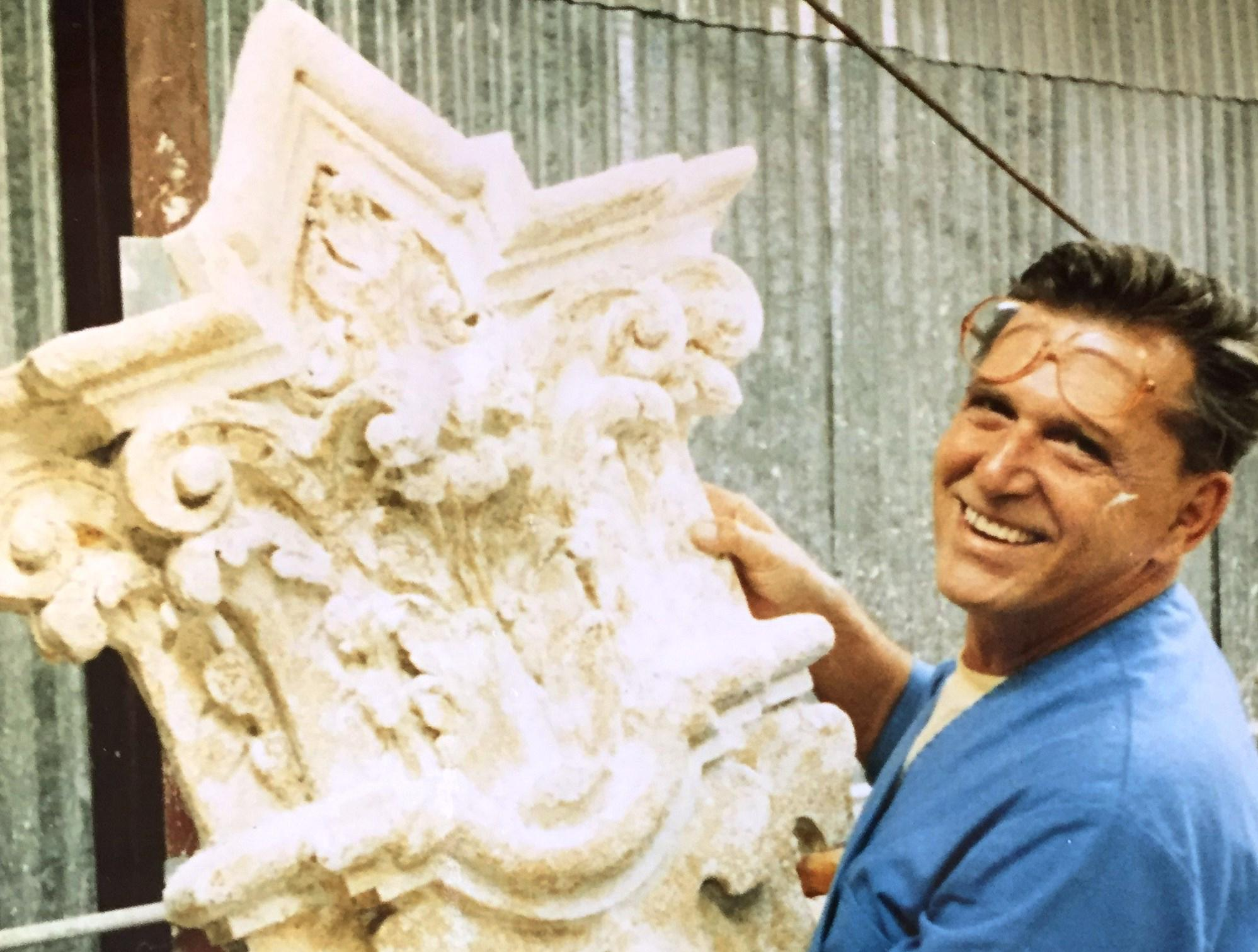 San Antonio master plasterer worked on iconic city buildings - San ...