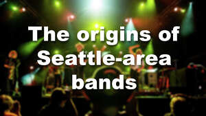 How did some of Seattle's most prominent and iconic bands get their start? Click through the slideshow to about their humble beginnings.