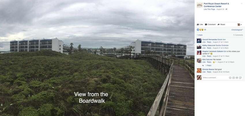 Port Royal Ocean Resort & Conference Center, Port Aransas