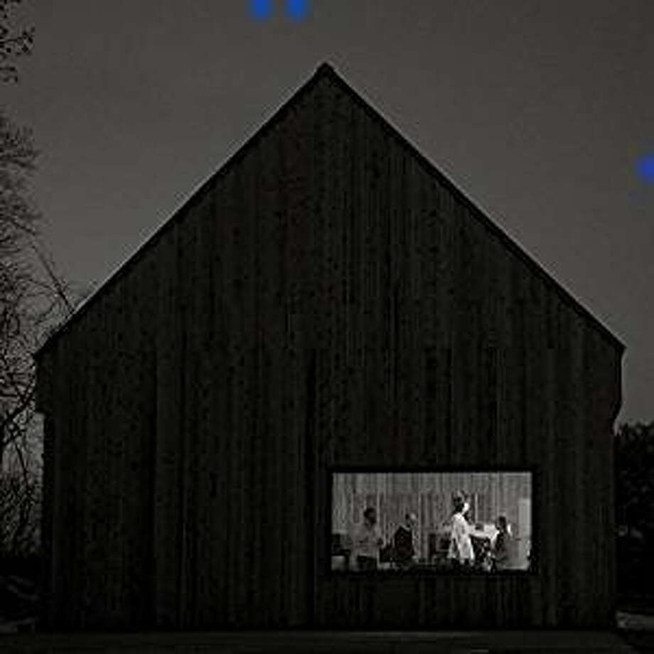 "cd cover ""Sleep Well Beast"" by The National Photo: 4AD"