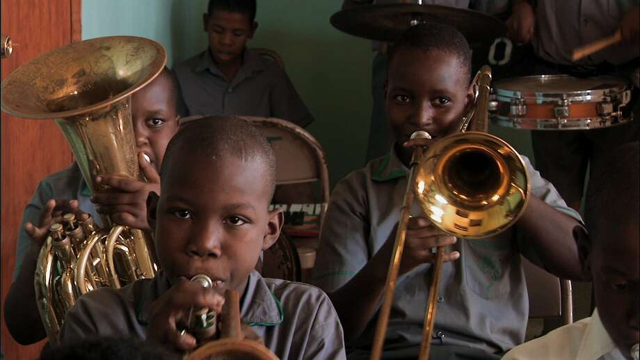 """A scene from """"Serenade for Haiti,"""" part of the retrospective """"Owsley Brown: A Filmmaker's Journey"""" at BAMPFA, Fri, Sept. 15-Sun, Sept. 29. Photo courtesy of SFFILM. Photo: SFFILM"""