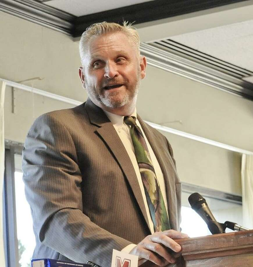 Athletic Director Griz Zimmerman and TAMIU announced Wednesday that the Dustdevils are moving to the Lone Star Conference beginning in the fall of 2019. Photo: Danny Zaragoza /Laredo Morning Times File / Laredo Morning Times