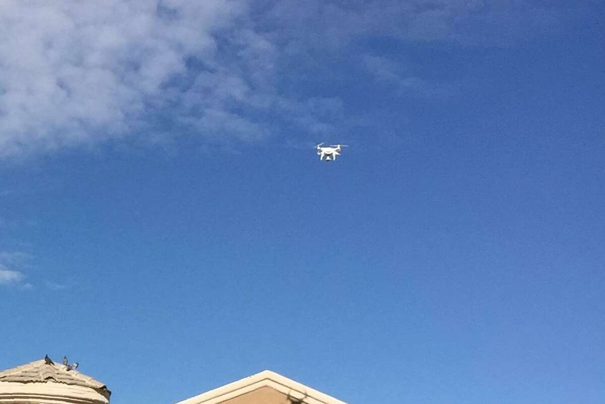 San Antonio-based insurance and financial services giant USAA, for example, is deploying drones with pilots and adjusters to assess claims in the wake of Hurricane Harvey's destruction, said Kristina Tomasetti, strategic innovation director at USAA, on Tuesday.
