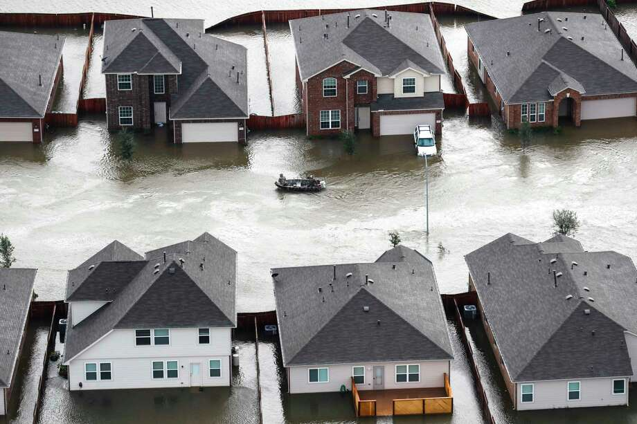 BY THE NUMBERS: Hurricane Harvey's impact on TexasHurricane Harvey is looking to be a natural disaster of mammoth proportions. We have crunched some of the numbers. See some of the astonishing numbers attached to Harvey so far... Photo: Brett Coomer, Houston Chronicle / © 2017 Houston Chronicle