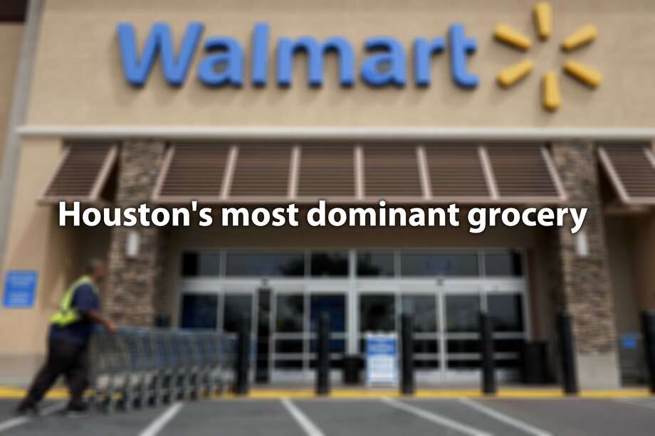 See whose winning the race to win Houston's grocery shoppers.