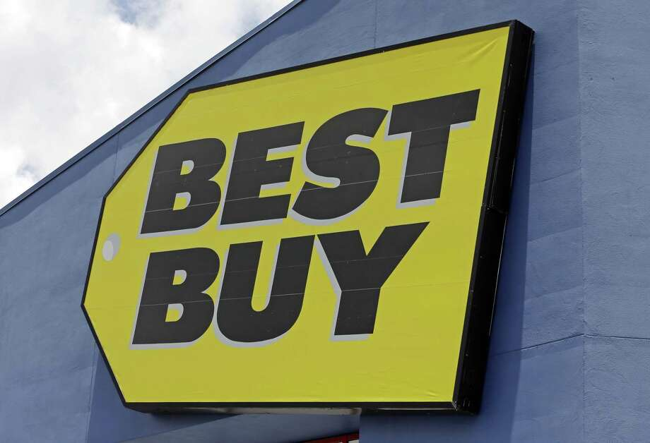 Macy's and Best Buy are expanding their same-day delivery as they aim to become more competitive with online leader Amazon. Photo: Alan Diaz /Associated Press / Copyright 2017 The Associated Press. All rights reserved.