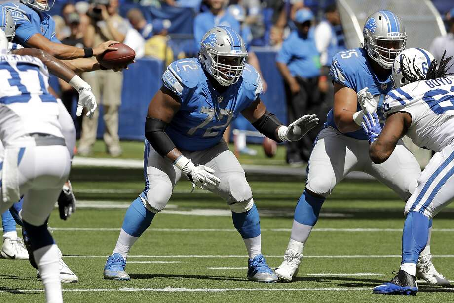 Detroit Lions trade Laken Tomlinson to San Francisco 49ers