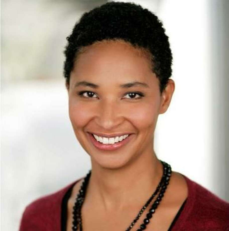 Author Danielle Allen is a political theorist at Harvard, and was awarded a MacArthur Foundation genius grant in 2001. Photo: Courtesy Photo