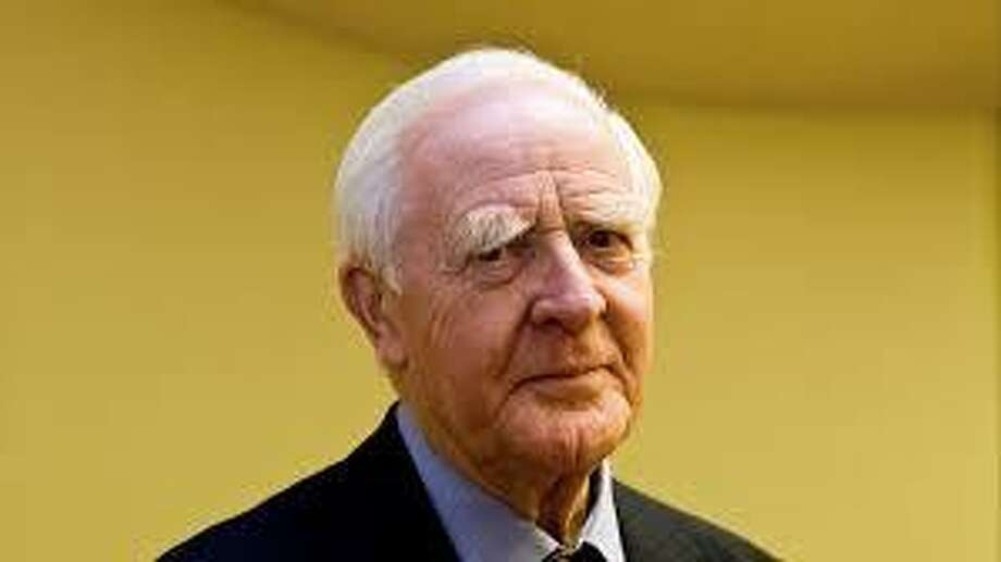 """John le Carré's 24th novel """"Legacy of Spies"""" is a sequel, more than 50 years later, to """"The Spy Who Came in from the Cold."""" Photo: Courtesy Photo"""