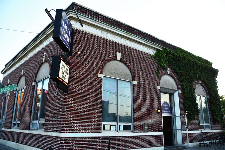 The Lost & Found Bar & Kitchen, formerly the Barrel Saloon, at 942 Broadway in Albany. Photo: Steve Barnes