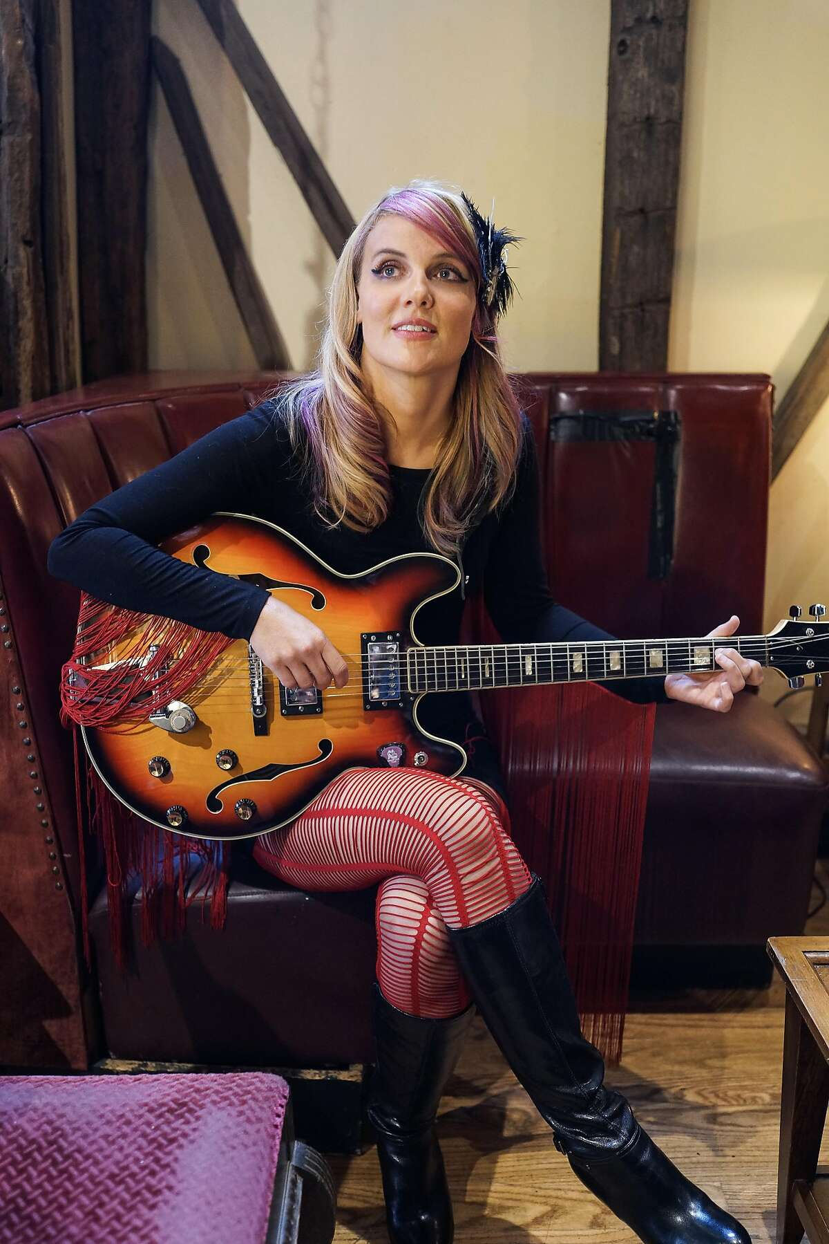 MISCELLANEOUS WOMEN MUSICIANS FOR SAN FRANCISCO CHRONICLE 2017