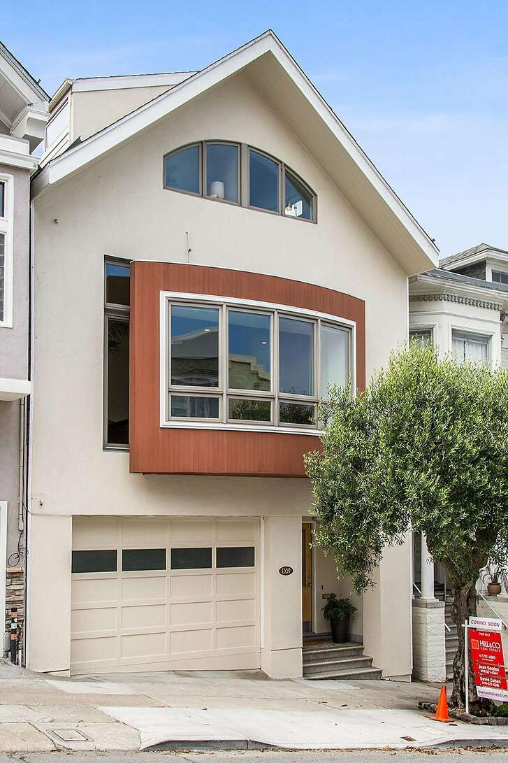 1359 5th Ave. in the Inner Sunset is a three-plus bedroom home designed by architect John Maniscalco.