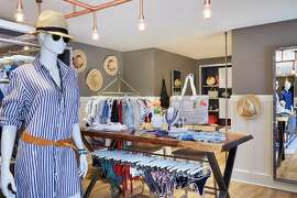 Coop, located at the Carneros Resort and Spa, serves up modern clothes and accessories for women and men. The inviting 700-square-foot-space debuted at the end of May and is run by California�s Maris Collective, an on-the-rise global luxury retailer specializing in hotel and resort boutiques.