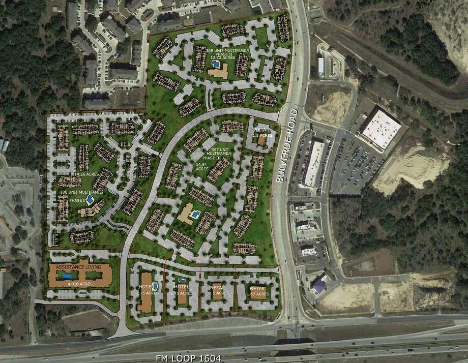 Austin Developer Plans 1000 Apartments On 1604 San Antonio