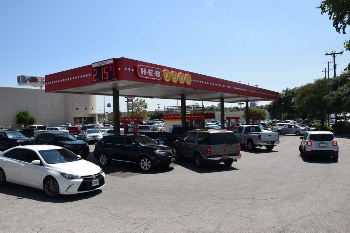 H-E-B gas stations are all upgraded and encrypted, according to San Antonio police. Click through to see which other Alamo City gas stations have taken measures to protect against the practice of skimming.