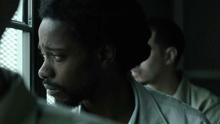 "Lakeith Stanfield portrays a man inprisoned for a crime he didn't commit in ""Crown Heights."" Photo: HONS / IFC Films"