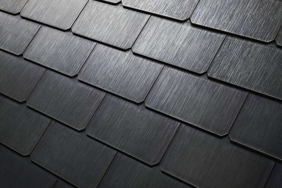 File This Photo Provided By Tesla Shows A Detail Of S New Textured Solar