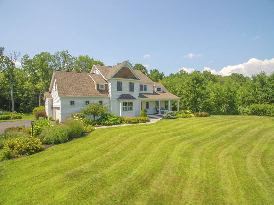 House of the Week: 11 Saratoga Farm Rd., Malta | Realtor:  Diane Pedinotti of Berkshire Hathaway Blake | Discuss: Talk about this house Photo: Filmworks
