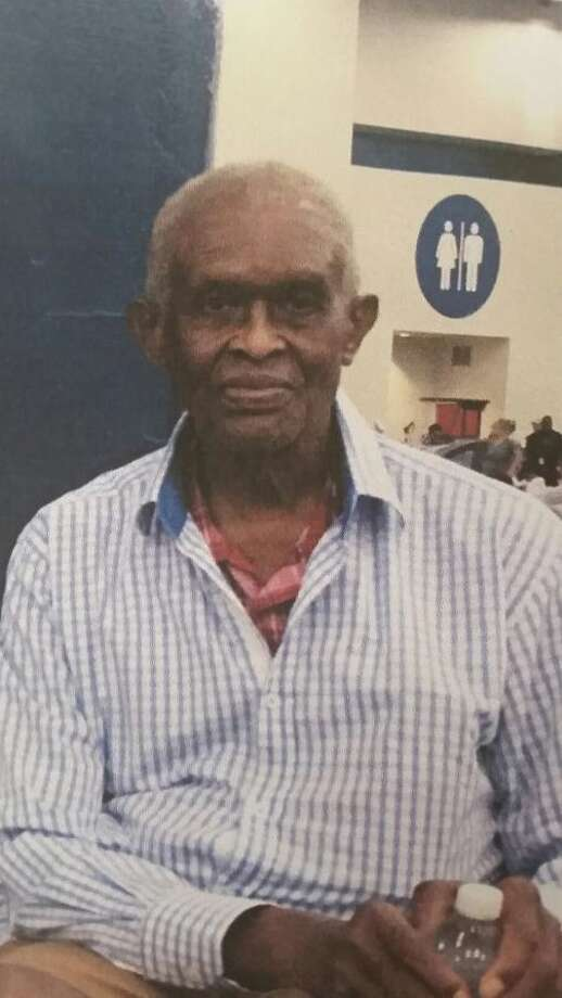 Authorities are searching for missing Willie Fluellen, 82, who was last seen Tuesday at the George R. Brown Convention Center. He was displaced there due to Tropical Storm Harvey.